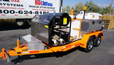 HotJet II Dual-Purpose Hybrid Jetter Comes Through for Iowa Plumber During Coronavirus Crisis