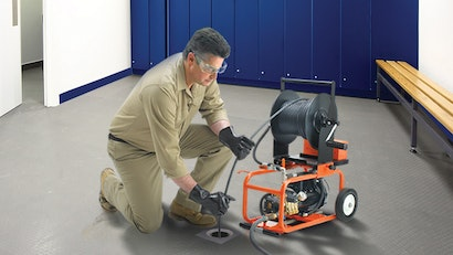 Portable JM-1450 Jet Perfect for Small, Indoor Lines — Even 30 Stories Up