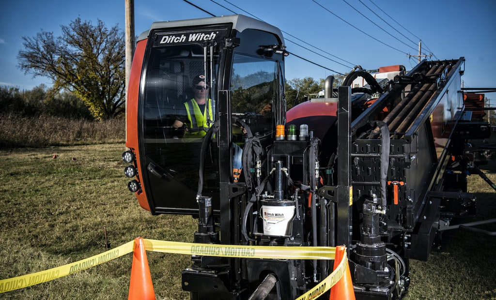 Ditch Witch Next-Generation JT40 HDD Optimizes Drilling Performance