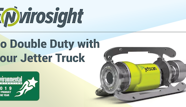 Do Double Duty With Your Jetter Truck