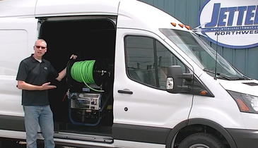 Jetting With Jonesie: Mounting a Jetter in a Service Van