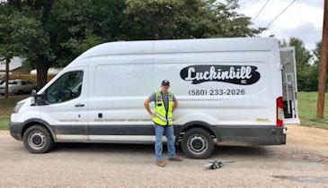 Luckinbill's Adaptable CCTV Skills Serve Communities Large and Small