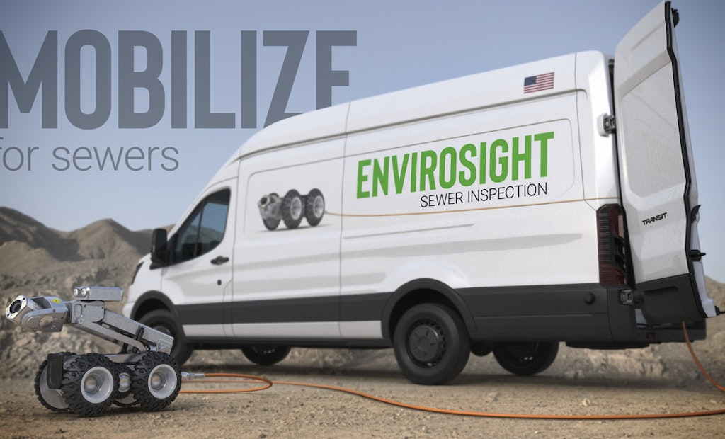 Sewer Inspection, Deployed Anywhere
