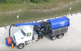 An Efficient and Safe Combination Sewer Cleaner