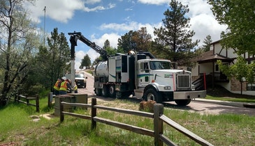 Municipal Contracting: Dedicated Hydroexcavator Usage is on the Rise