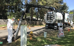 Hydroexcavator Usage Rises Among Municipal Contractors