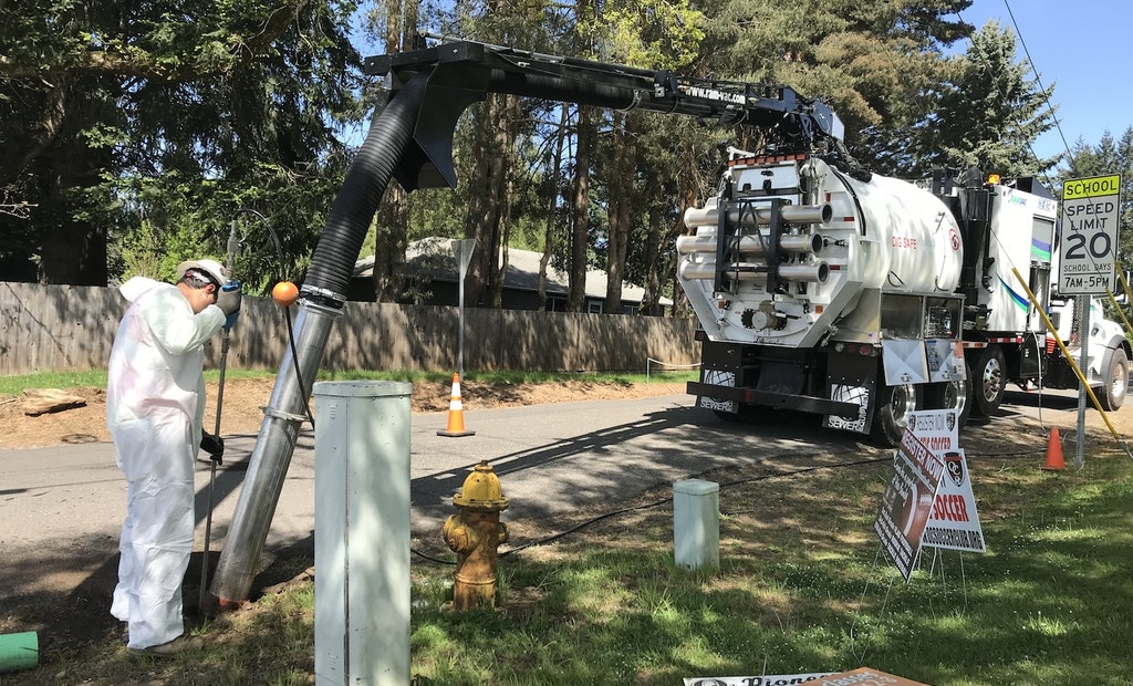 Hydroexcavator Usage Rises Among Municipal Contractors
