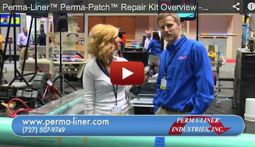 Perma-Liner™ Perma-Patch™ Repair Kit Overview - 2012 Pumper & Cleaner Expo