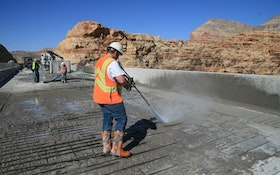 Company Thrives With Hydrodemolition Niche