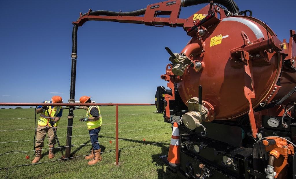 Prospector Nozzle Boosts Productivity on Hydroexcavation Jobs