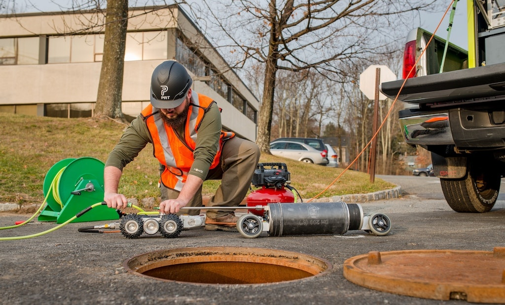 Need Sewer Point Repair That Installs in Minutes?