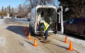 At the Mercy of Winter: City of Red Deer's Innovative Sewer Inspection Program