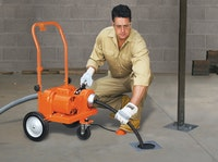 Triple Play! Plumbing Pro Scores With General Drain Cleaner, Jetter and Camera