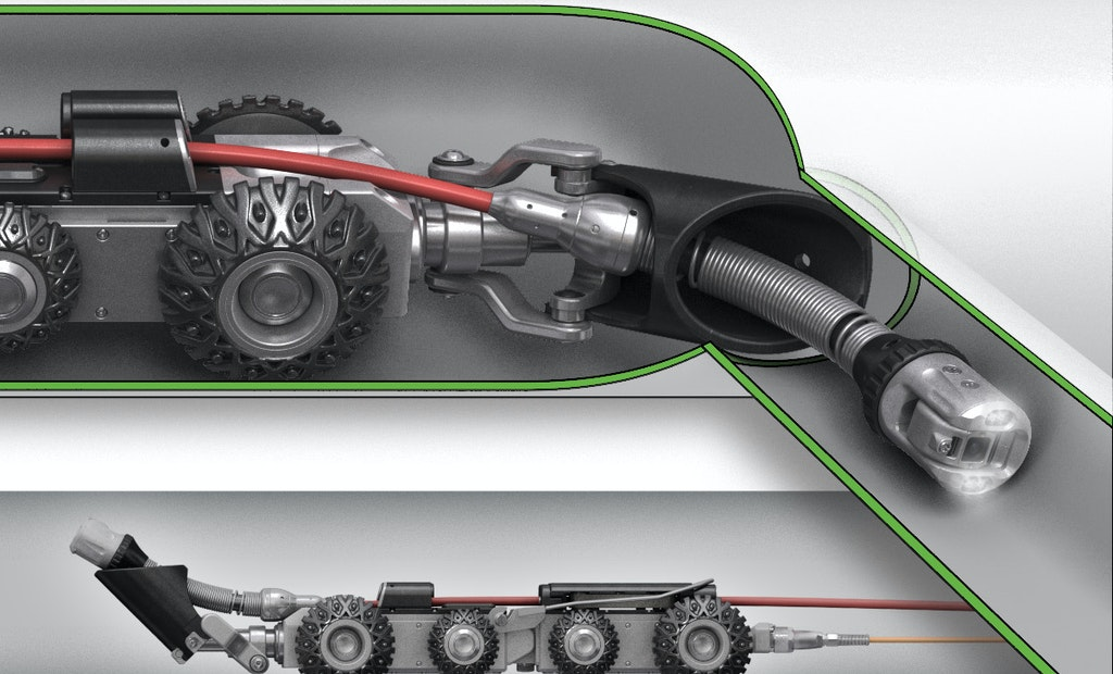 Unmatched Speed, Capability and Uptime with the ROVVER X SAT II Lateral Launch Crawler