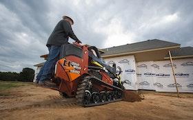 Mini Skid-Steer Versatility Meets Needs of Compact Rental Jobs