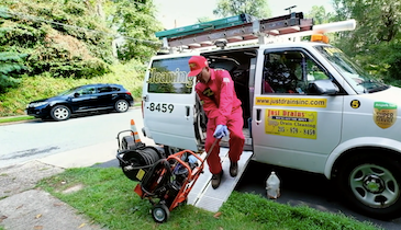 Philly Drain Cleaner Advocates For a Career in the Trades