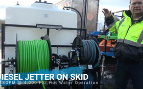 Load 'n Go Jetter Series Provides Custom-Engineered, Skid-Mounted Options