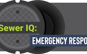 Sewer IQ: Emergency Response Quiz