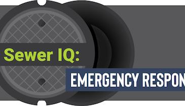 Sewer IQ: Emergency Response Quiz