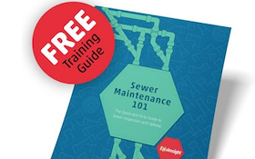 Free Guidebook: A Quick and Dirty Guide to Sewer Inspection