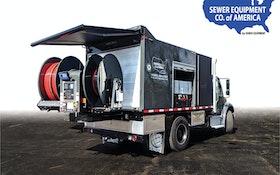 Model 800 Series IV — The Next-Generation Truck Jet