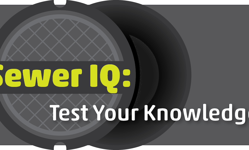 What's Your Sewer IQ? Take Envirosight's Sewer Inspection Quiz