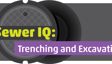 What's Your Trenching & Excavation Sewer IQ? Find Out Now.