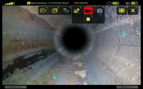 Optimize Inspections with the Sewerlink App
