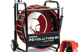 Revolution Series Can Restore Pipes to Like-New Condition