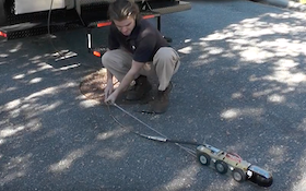 CUES Tips: TV Cable Strain Relief Setup