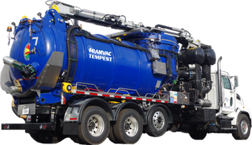 RAMVAC Tempest Industrial Vac Truck: The Perfect Storm