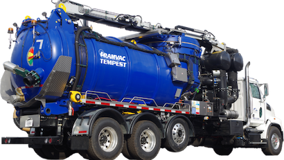 Vacuum Power and Innovation: RAMVAC Tempest Industrial Air Mover