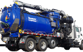 New Vacuum Technology in the Market: Tempest Industrial Vacuum Truck