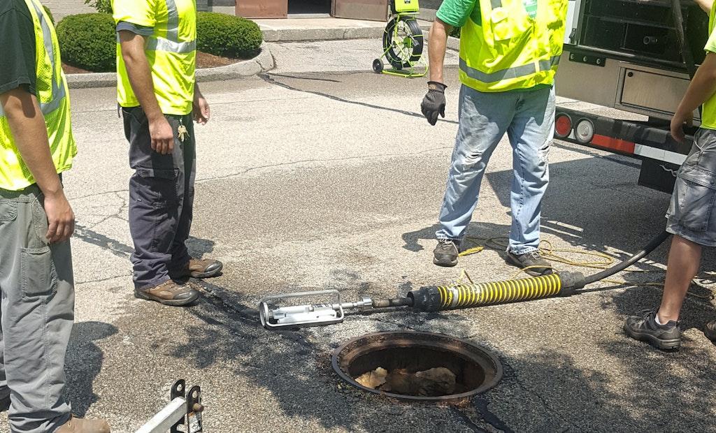 New Equipment Helps Team Understand Their Sewer Infrastructure