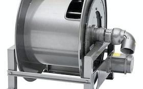 Vacuum Trucks/Pumps/Accessories - Hannay Reels VAC-9000 Series hose reel