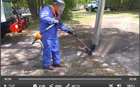Vac-Con Dual Blower Hydroexcavator Demo