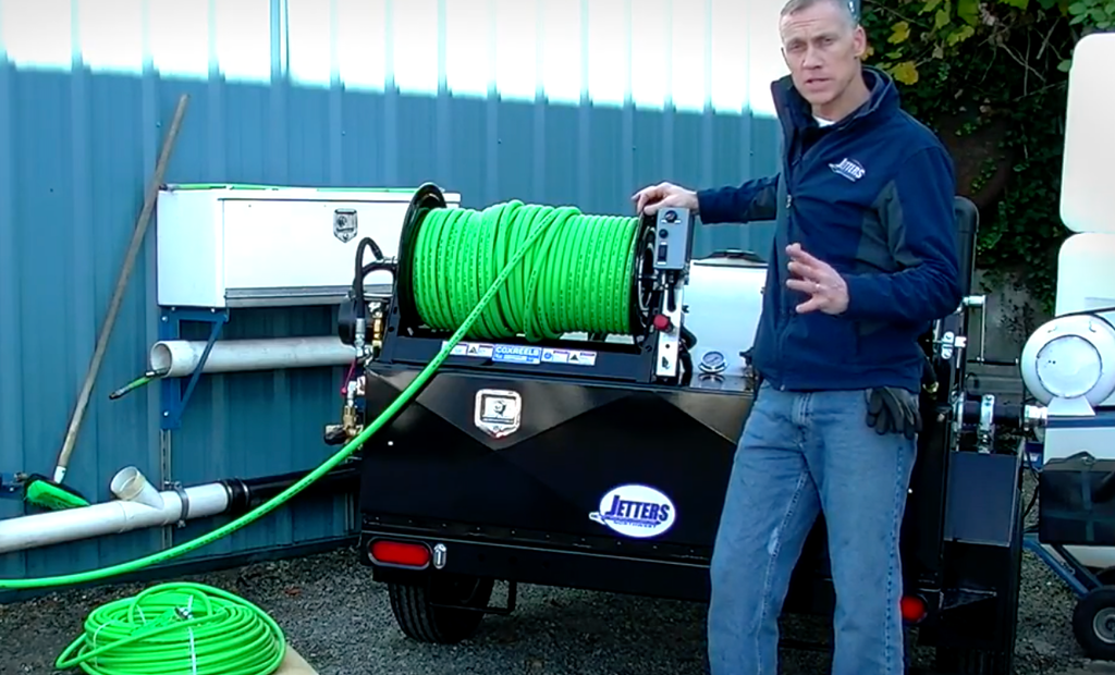 Understanding How a Hydro-Jetter Really Works