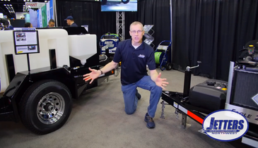 Jetter Trailers Guaranteed to Never Fracture