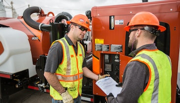 Ditch Witch Certified Training Program Offers New Vacuum Excavation Courses