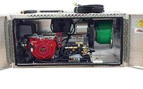 Truck/Trailer Jetters - Amazing Machinery BossJet Pro Box Jetter