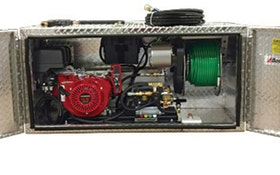 Truck/Trailer/Portable Jetters - Amazing Machinery BossJet Pro Box Jetter