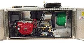 Portable Jetter - Amazing Machinery BossJet Pro Box Jetter