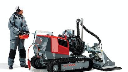 Compact Hydrodemolition Machines Offer Power, Versatility and Safety