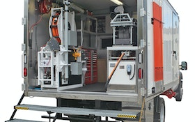 Inspection Vehicle - Aries Industries vehicle-mounted inspection system
