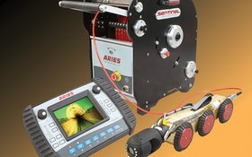 Aries Sentinel portable inspection system