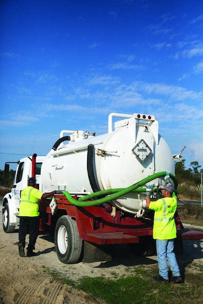 Waste Disposal Opens New Market For B&J Vacuum Services