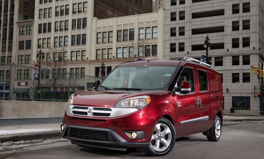 Service Van Gets a Facelift