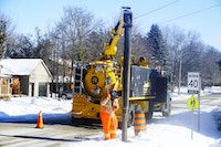 Compact Hydrovacs Handle Strict Canadian Road Weight Limits