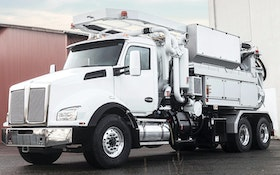 Jet/Vac Combo Units - Bucher Municipal RECycler 315