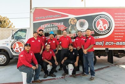 A-1 Total Service Plumbing Provides Star Treatment for Customers